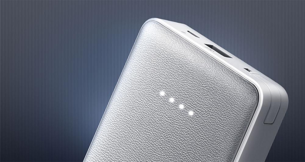 Power Bank Samsung с индикатором заряда