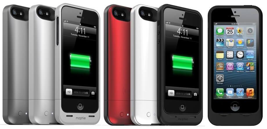 Чехол-аккумулятор для iPhone