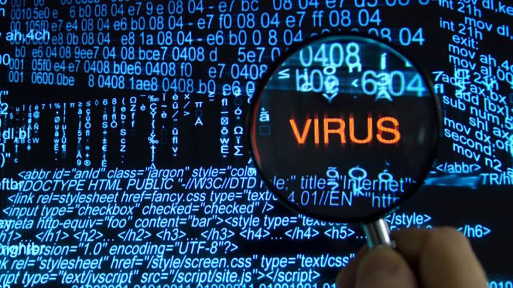 Причиной ошибки бывают вирусы