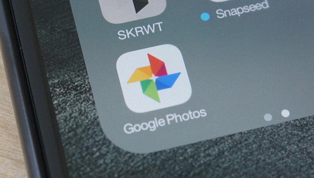 Сервис Google Photo