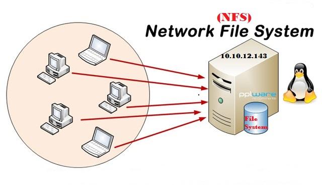 Задачи NFS