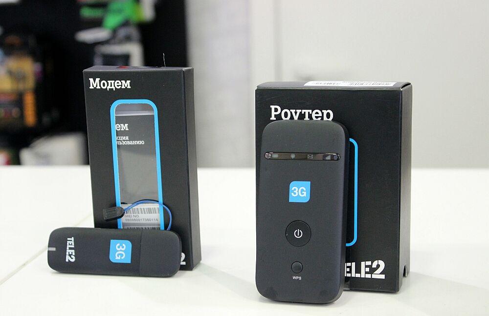 3G-модем TELE2