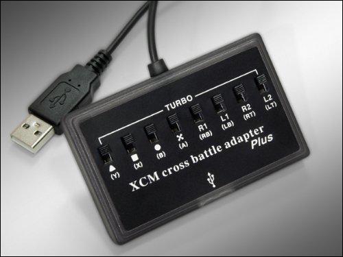 Cross Battle Adapter