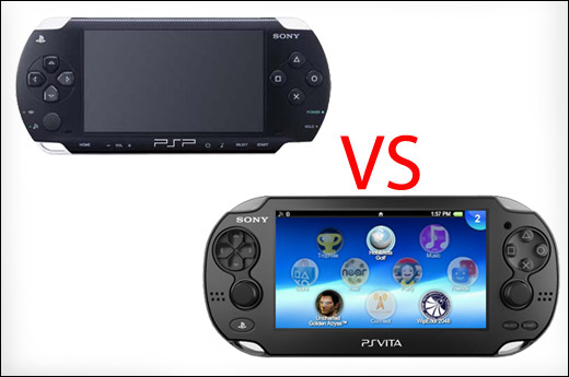 Playstation Vita Vs Psp : Что лучше psp или ps vita