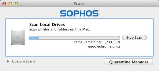 Sophos Home Edition