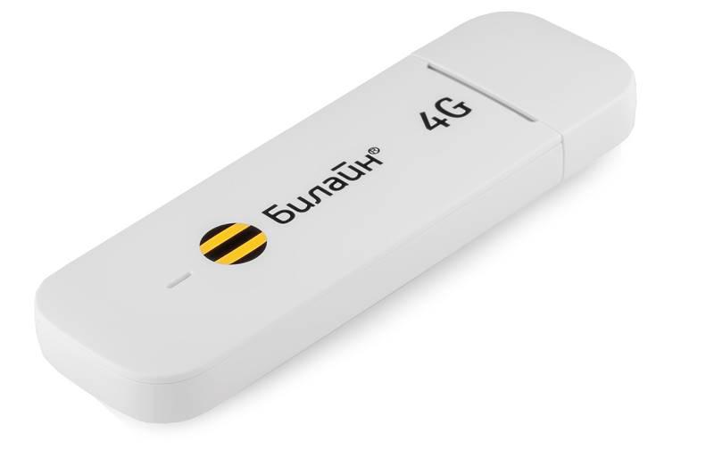 4G модем Билайн