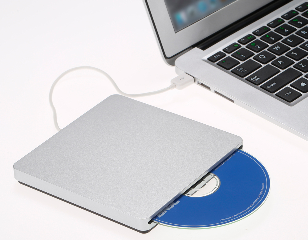 Внешний CD-привод для MacBook