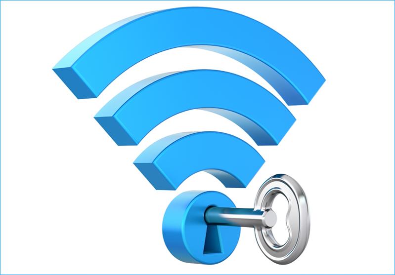 Надежный пароль позволит защитить от подключения сторонних лиц к сети