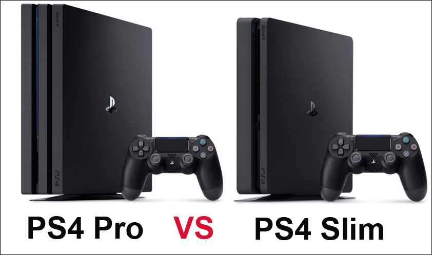 PlayStation 4 Pro или Slim