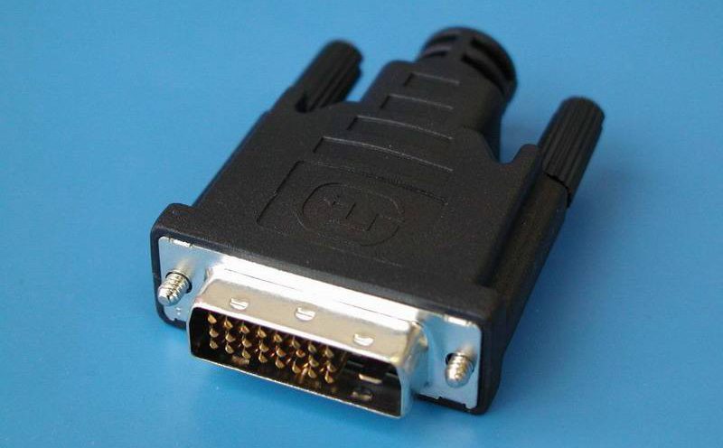 Разъём DVI 24 контакта