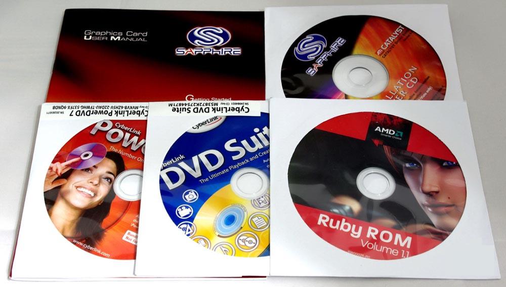 CD-диск с программным обеспечением руля и педалей
