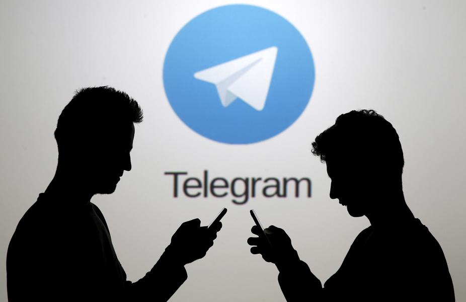 Безопасное общение через Telegram