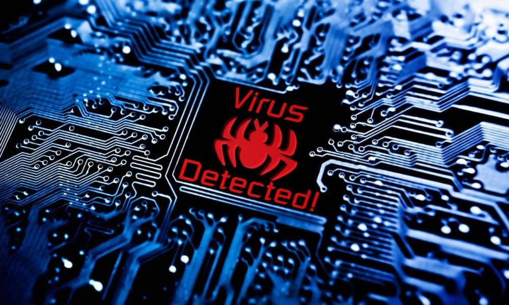 Влияние вирусных программ