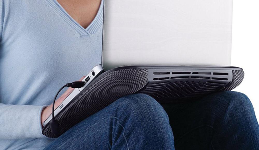 Как сделать охлаждающую подставку для ноутбука своими руками