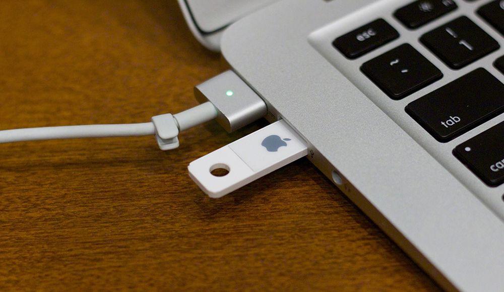Как создать загрузочную USB-флешку с OS X Yosemite