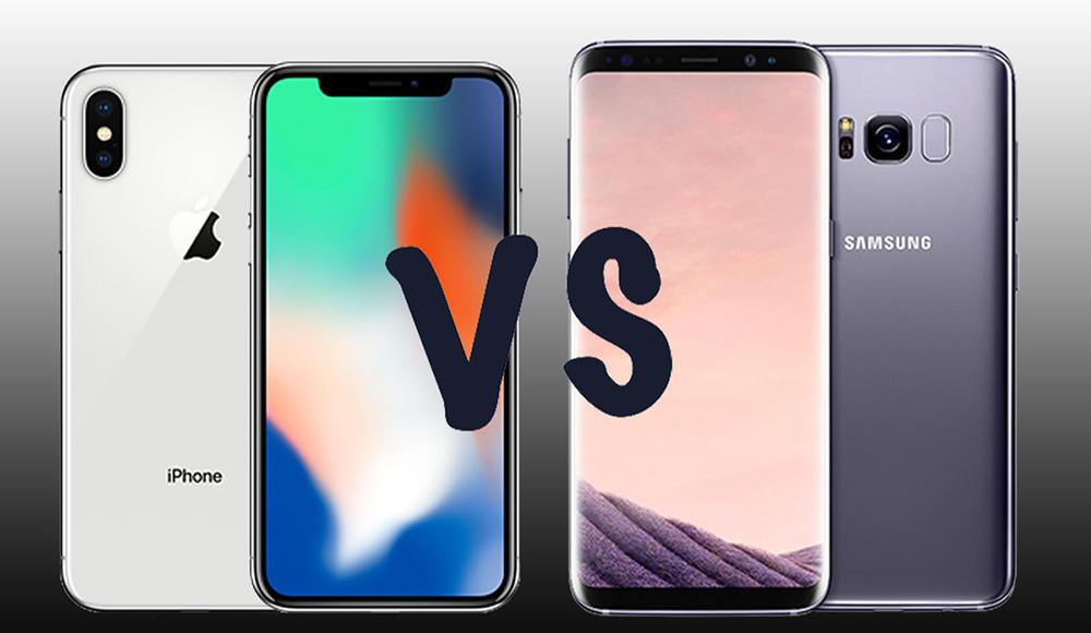 Что лучше выбрать: Samsung или iPhone